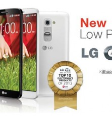 New Low Price for LG G2